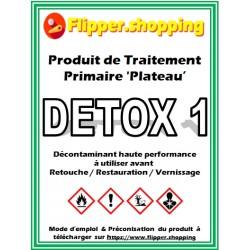 Produit 500 ml Décontaminant DETOX 1