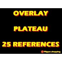 Overlay / Plateau