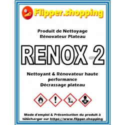 Recharge 500 ml Nettoyage Rénovateur RENOX 2