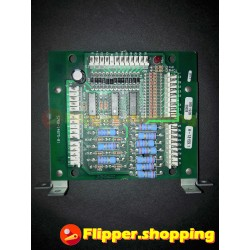 Carte Opto Switch 10 Bally...